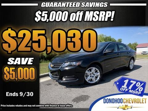 2019 Chevrolet Impala for sale in Fort Payne, AL