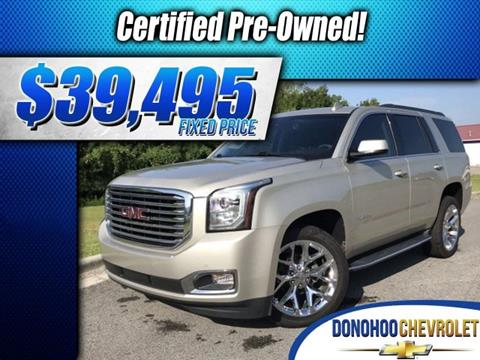 2016 GMC Yukon for sale in Fort Payne, AL