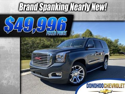 2019 GMC Yukon for sale in Fort Payne, AL