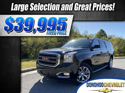 2017 GMC Yukon XL for sale in Fort Payne, AL