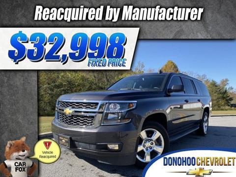 2015 Chevrolet Suburban for sale in Fort Payne, AL