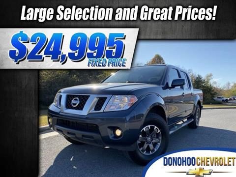 2015 Nissan Frontier for sale in Fort Payne, AL