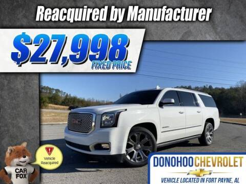 2015 GMC Yukon XL for sale in Fort Payne, AL