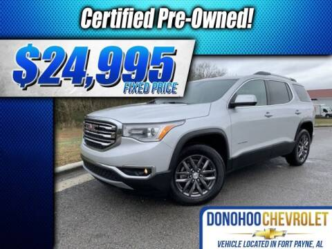 2019 GMC Acadia SLT-1 for sale at Donohoo Chevrolet in Fort Payne AL