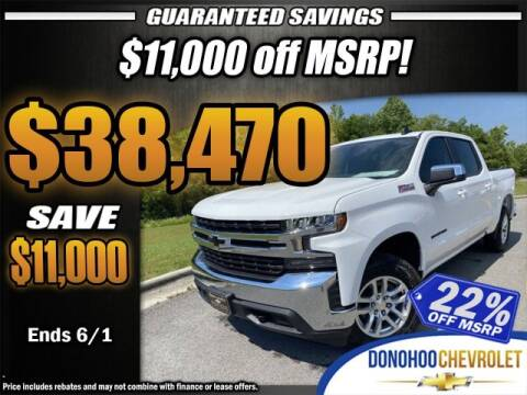 2020 Chevrolet Silverado 1500 for sale at Donohoo Chevrolet in Fort Payne AL