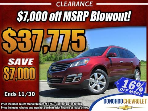 2017 Chevrolet Traverse for sale in Fort Payne, AL