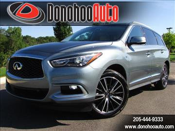 2016 Infiniti QX60 for sale in Pelham, AL