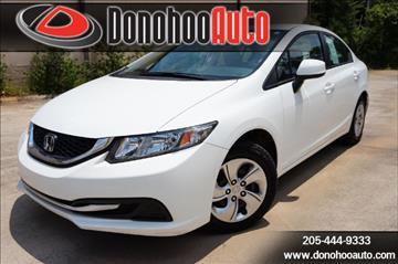 2013 Honda Civic for sale in Pelham, AL