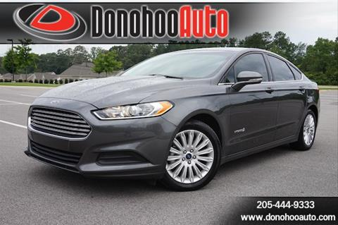 2015 Ford Fusion Hybrid for sale in Pelham, AL