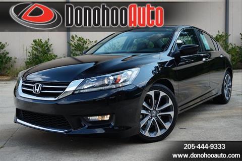 2014 Honda Accord for sale in Pelham, AL