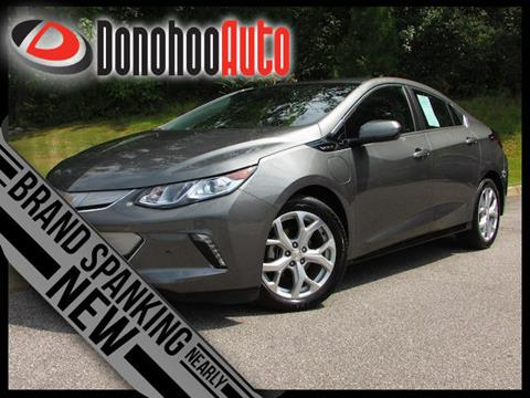 2017 Chevrolet Volt for sale in Pelham, AL