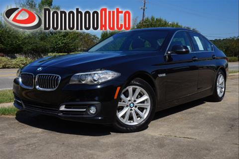 2015 BMW 5 Series for sale in Pelham, AL