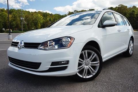 2015 Volkswagen Golf SportWagen for sale in Pelham, AL