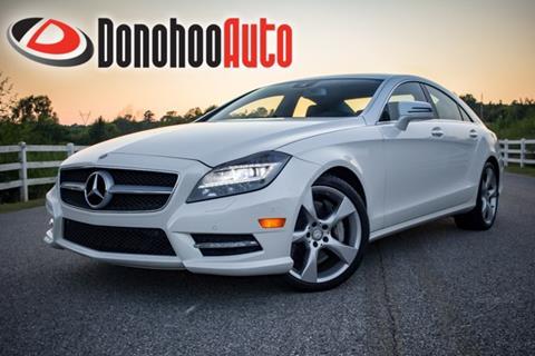 2013 Mercedes-Benz CLS for sale in Pelham, AL