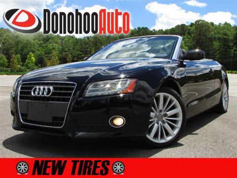 2012 Audi A5 for sale in Pelham, AL