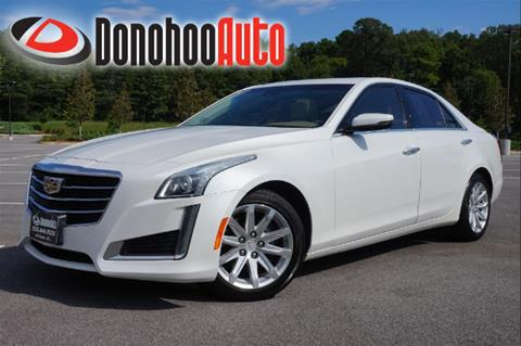 2015 Cadillac CTS for sale in Pelham, AL