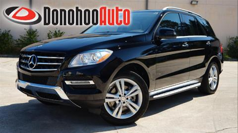 2014 Mercedes-Benz M-Class for sale in Pelham, AL