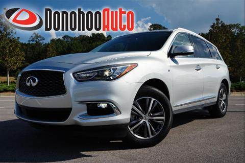2017 Infiniti QX60 for sale in Pelham, AL