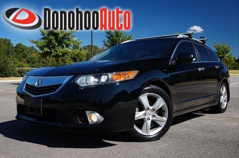 2012 Acura TSX Sport Wagon for sale in Pelham, AL