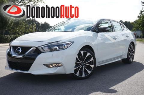 2017 Nissan Maxima for sale in Pelham, AL