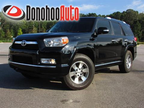 2013 Toyota 4Runner for sale in Pelham, AL