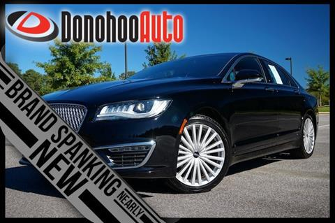 2017 Lincoln MKZ for sale in Pelham, AL