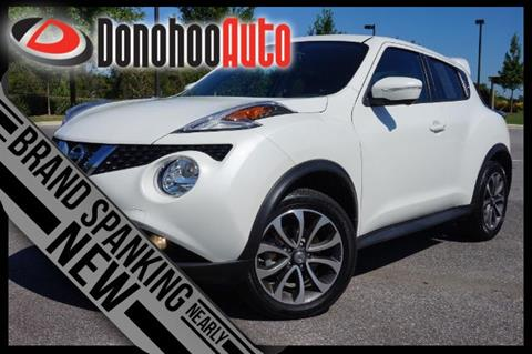 2017 Nissan JUKE for sale in Pelham, AL