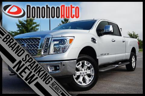 2017 Nissan Titan XD for sale in Pelham, AL
