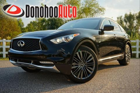 2017 Infiniti QX70 for sale in Pelham, AL