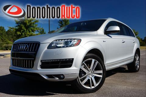 2015 Audi Q7 for sale in Pelham, AL