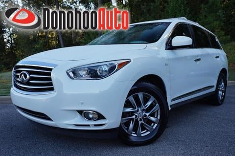 2014 Infiniti QX60 for sale in Pelham, AL