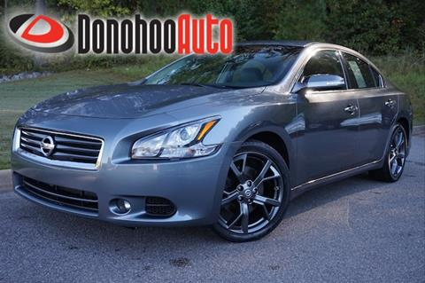 2014 Nissan Maxima for sale in Pelham, AL