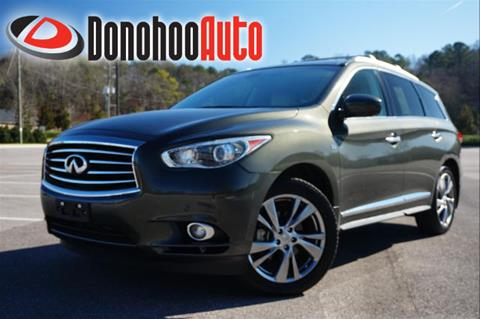 2014 Infiniti Qx60 For Sale In Alabama