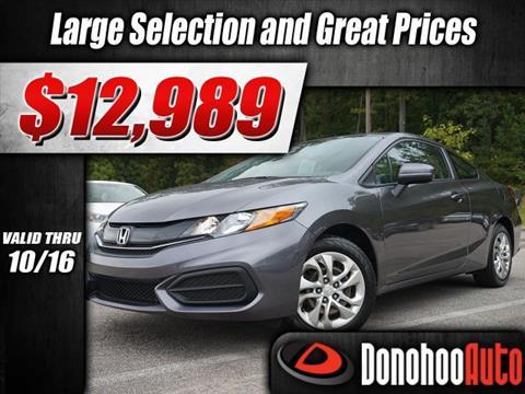 2015 Honda Civic for sale in Pelham, AL