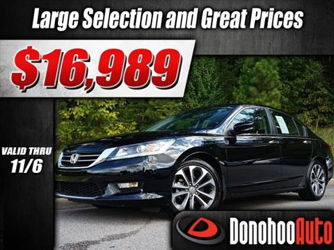 2015 Honda Accord for sale in Pelham, AL