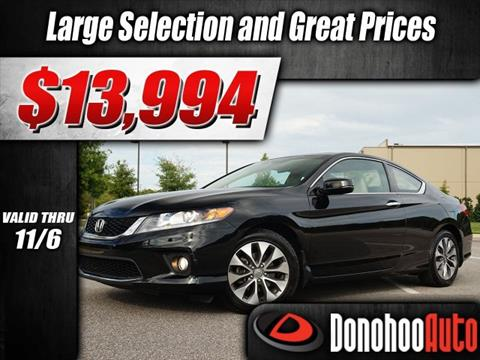 2013 Honda Accord for sale in Pelham, AL