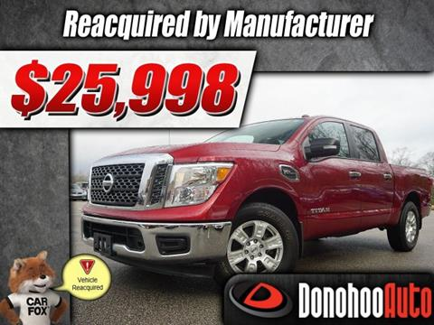 73959a0b8 Used Nissan Titan For Sale in Beatrice
