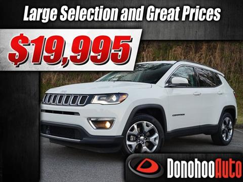 2018 Jeep Compass for sale in Pelham, AL