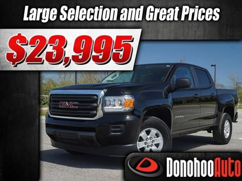 2017 GMC Canyon for sale in Pelham, AL