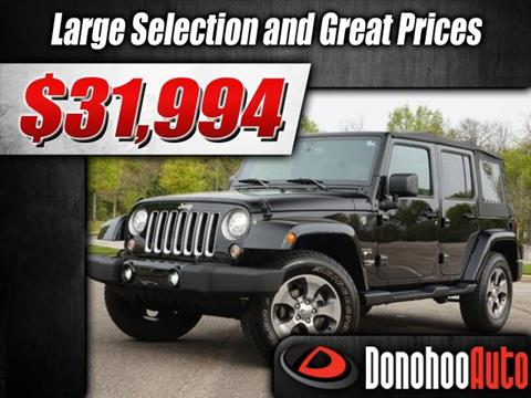 2018 Jeep Wrangler Unlimited for sale in Pelham, AL