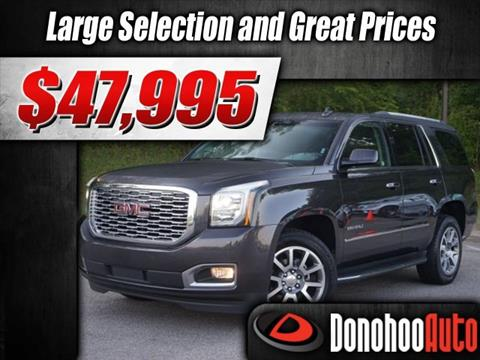 2018 GMC Yukon for sale in Pelham, AL