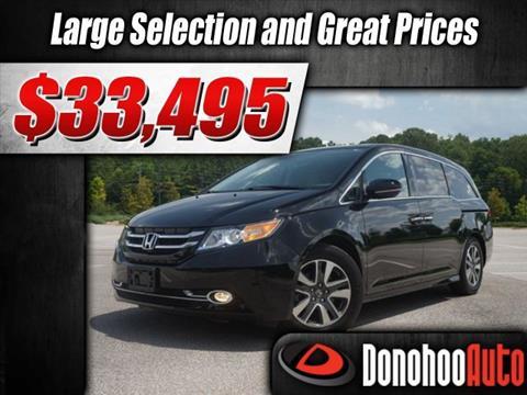 2017 Honda Odyssey for sale in Pelham, AL
