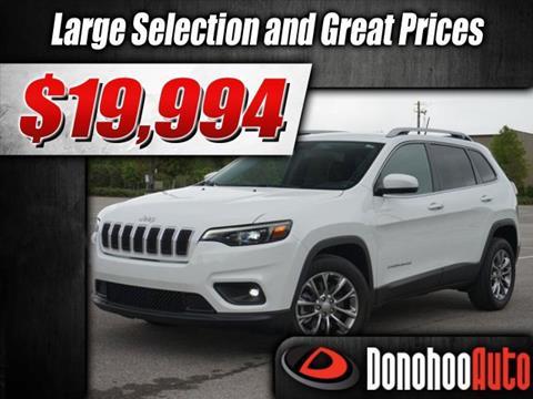 2019 Jeep Cherokee for sale in Pelham, AL