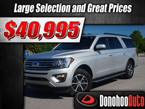 2018 Ford Expedition MAX for sale in Pelham, AL