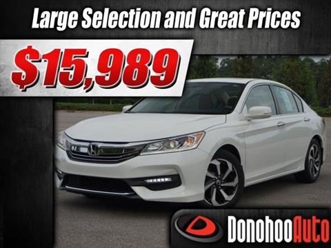 2016 Honda Accord for sale in Pelham, AL