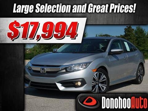 2016 Honda Civic for sale in Pelham, AL