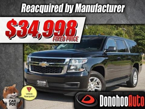 2016 Chevrolet Suburban for sale in Pelham, AL