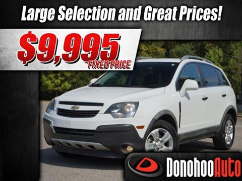 2015 Chevrolet Captiva Sport Fleet for sale in Pelham, AL