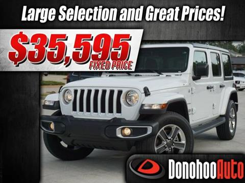 2019 Jeep Wrangler Unlimited for sale in Pelham, AL