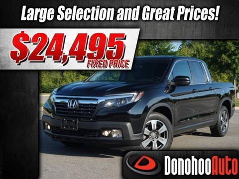 2017 Honda Ridgeline for sale in Pelham, AL